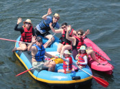 Rafting and Kayaking on the Lehigh and Delaware Twin Rivers