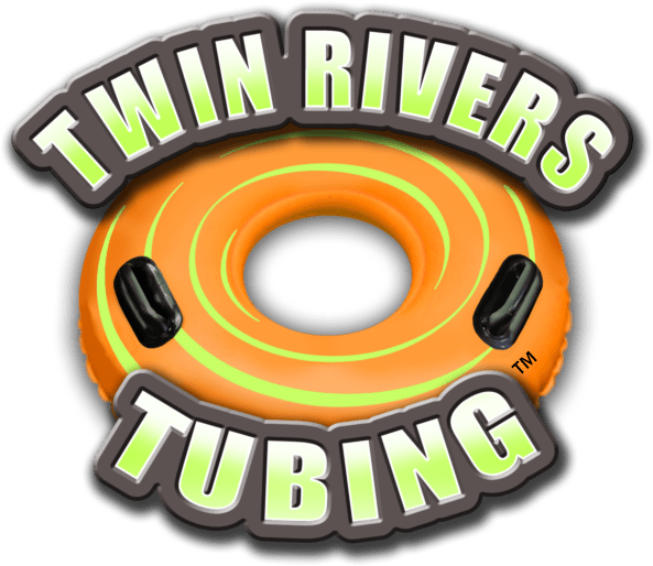 twin rivers tubing logo