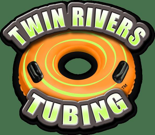 twin rivers tubing logo